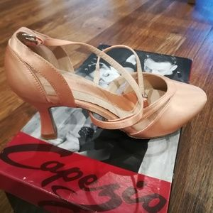 Capezio Dance Shoes BR1262 CML 8 W